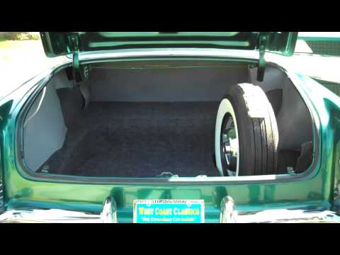 1955 Buick Roadmaster 322 V8 For Sale Los Angeles, CA