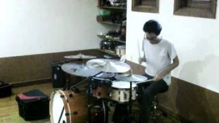 Panah Asmara - Afgan (Drum Cover)