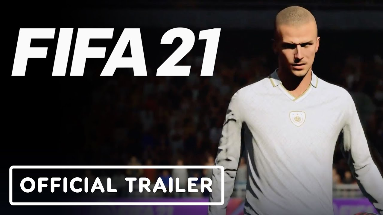 FIFA 21 - Official David Beckham Trailer