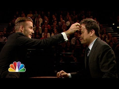 Thumbnail: Egg Russian Roulette with David Beckham (Late Night with Jimmy Fallon)