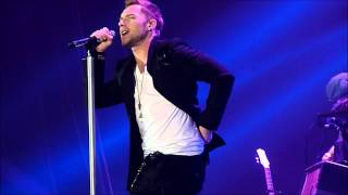 Ronan Keating - Loving Each Day - Live - Birmingham 25th Jan 2013
