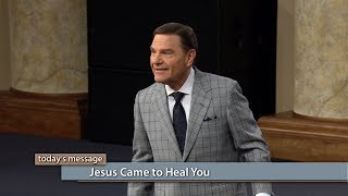 Jesus Came to Heal You with Kenneth Copeland (Air Date 9-29-17)