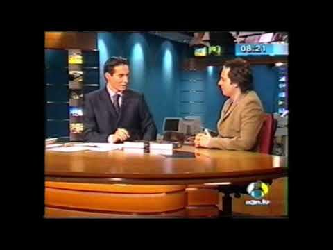 GUSTAVO SOCORRO INFORMATIVOS ANTENA 3 TELEVISIÓN LIBRO EL RUBIO CASO CERRADO