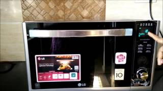 24 hours Kids Delight Mode in LG Charcoal Lightwave Oven | How to use LG Microwave