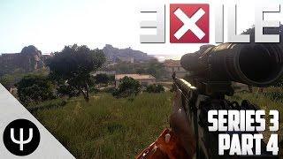 ARMA 3: Exile Mod — Series 3 — Part 4 — Base Raid!