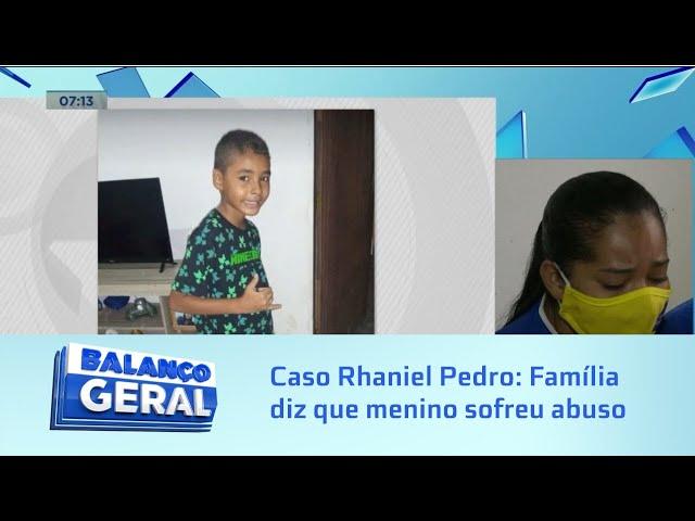 Crime chocou Alagoas: Os últimos momentos de Rhaniel Pedro