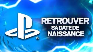 (PS3/PS4) TUTO : Retrouver la date de naissance d'un compte PSN !