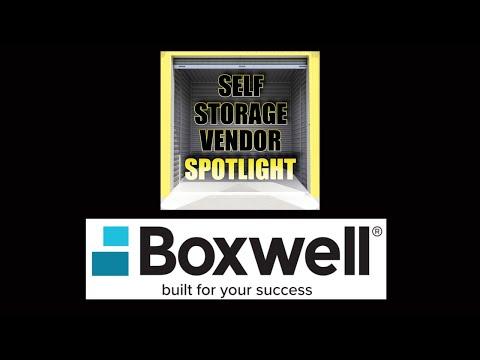 Self Storage Vendor Spotlight: Boxwell