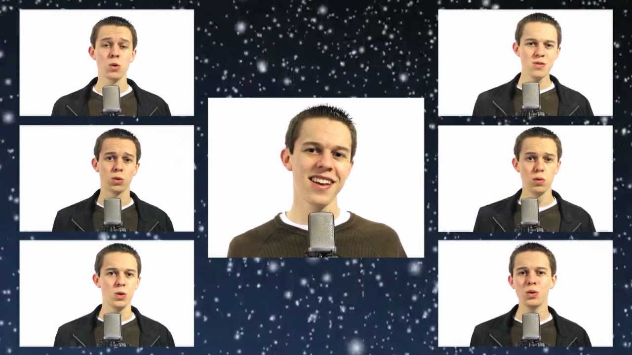 Download Christmas Wish (As by Straight No Chaser) - One Man Acappella Multitrack - Rhett Roberts