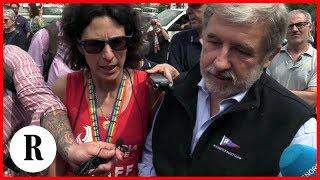 Liguria pride, scontro Bucci e manifestanti: