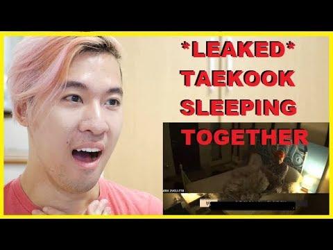 TAEKOOK VKOOK ANALYSIS Taekook Sleeping W/ Each Other, Jungkook Jealous Moments React | BTS Reaction