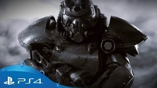 Fallout 76 | Official In-Game Intro | PS4