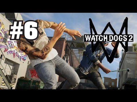( TAMAT ) LULUS JADI HACKER !! - Watch Dogs 2 [Indonesia] PS4 - LIVE #6