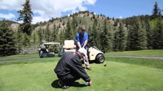 Adaptive Golf Experience