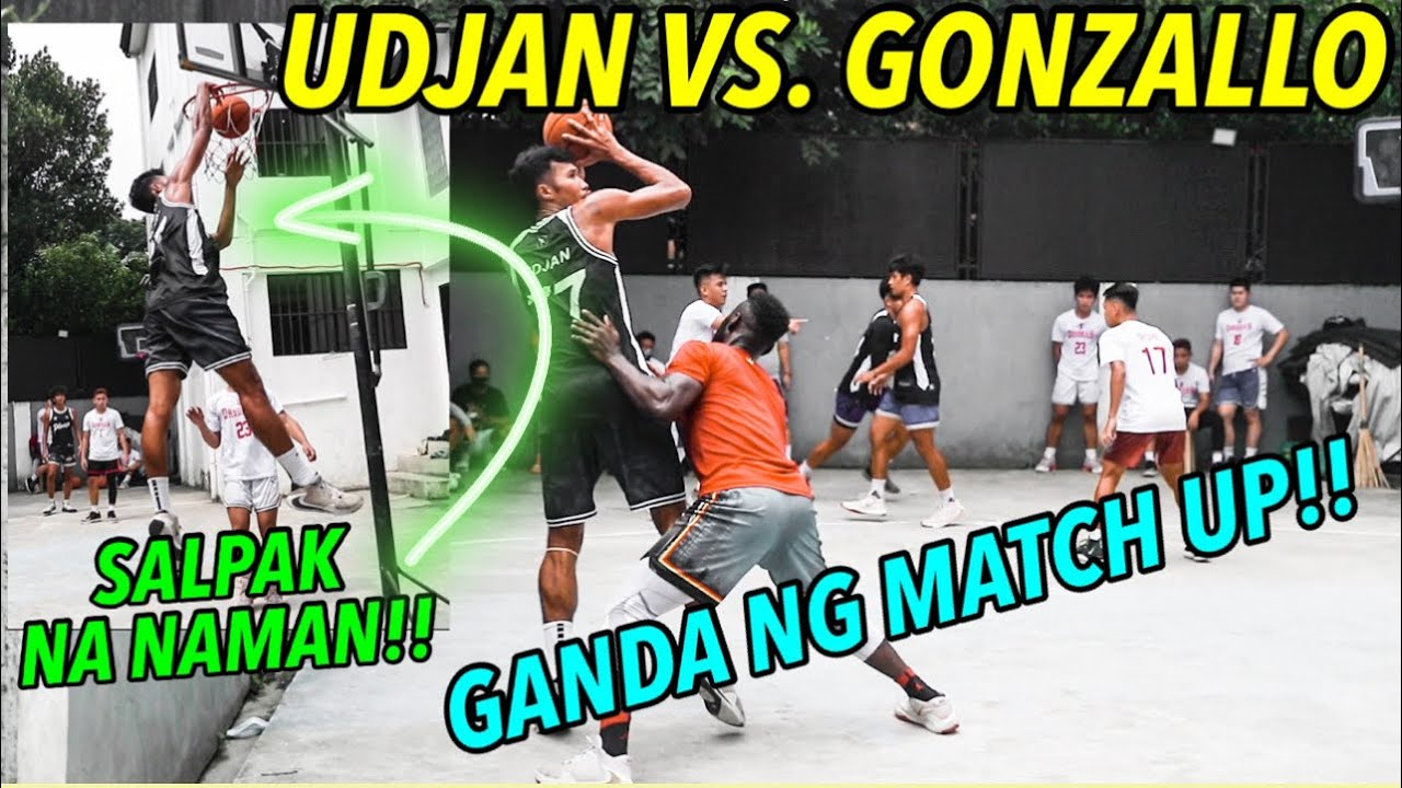 UDJAN VS. GONZALLO - GANDA NG MATCH UP!!   S.2. vlog 306