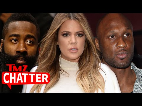 Khloe Kardashian: James Harden's Been My Rock Through Lamar Odom Drama