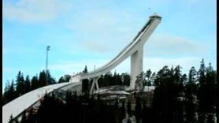 Sportlov - Bränn Holmenkollen! (Behåll lugnet)