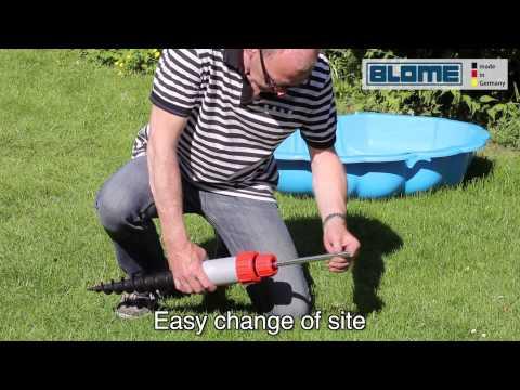 BLOME Ground Screw DuoFix