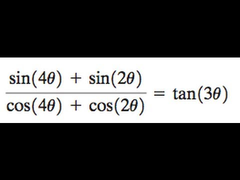 how to solve tan equations