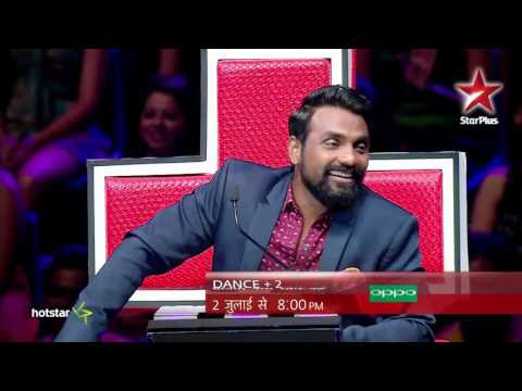 Dance+ 2 | Raghav Talks to Shakti's Heels thumbnail