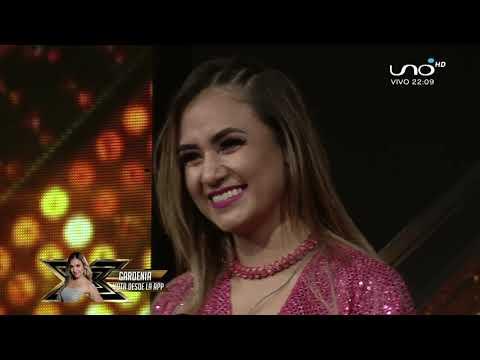 La respuesta  - Becky G - Gardenia - Factor X 2019