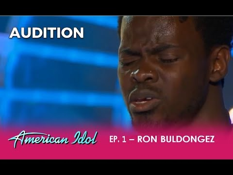 Ron Bultongez: He Escaped The Congo To Chase THE AMERICAN DREAM! | American Idol 2018
