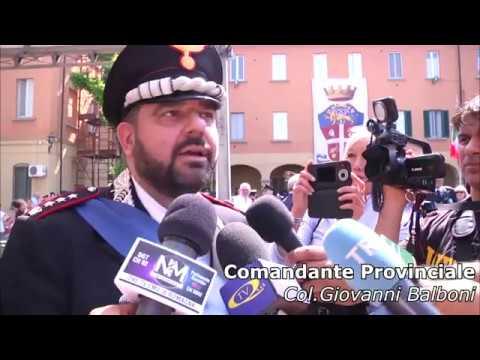 205° Anniversario dell' Arma dei Carabinieri