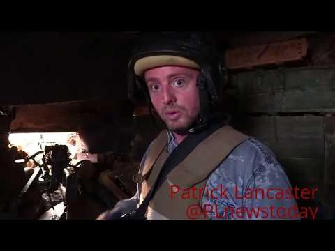 Fighting Erupts on Ukraine/DPR Frontline on Donetsk Holiday Weekend #5 War