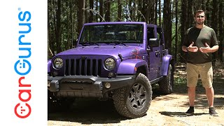 2016 Jeep Wrangler Unlimited | CarGurus Test Drive Review