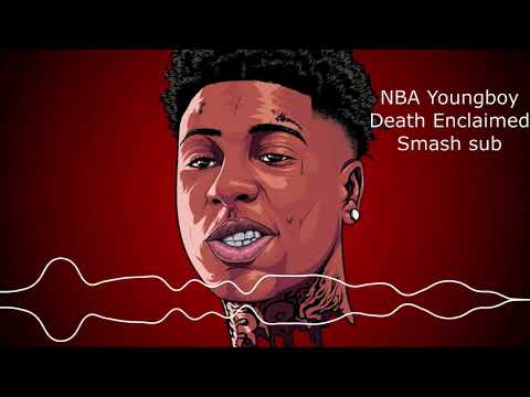 NBA Youngboy Death Enclaimed Official Instrumental