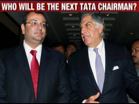 Who will be the next Tata group chairman?