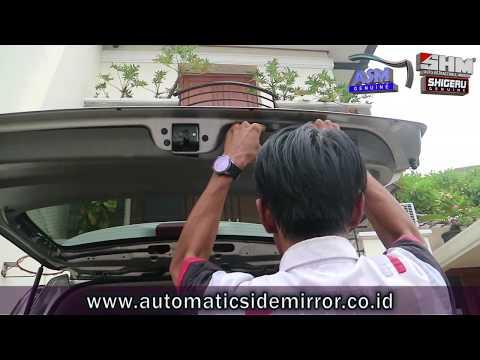 TUTORIAL - Toyota Alphard 2005 Series 10 Pasang Power Back Door Pintu Belakang (Bagasi Otomatis)