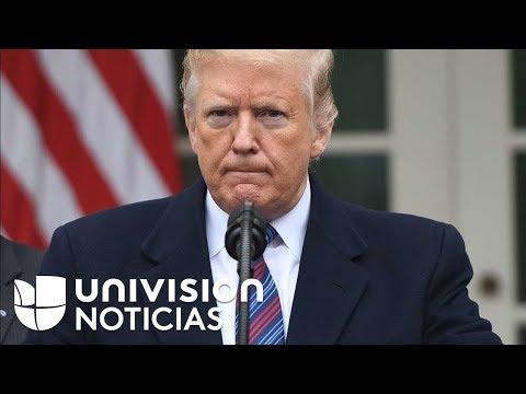El mensaje a la nación del presidente Trump