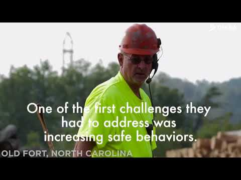 Columbia Forest Products Safety Client Story