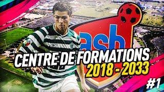 FIFA19 | CARRIÈRE CDF | Saison 1 : OUVERTURE DU CENTRE DE FORMATION !