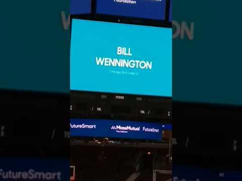 Bill Wennington motivational speech