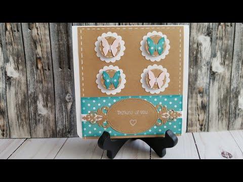 pinterest-crafts-#3.-butterfly-card.