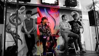 Umiiyak ang Puso Bugoy Drilon -( Neptali, Mark Getty, Jason, Christian)