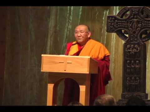 Arjia Rinpoche - Keynote Speaker (in...