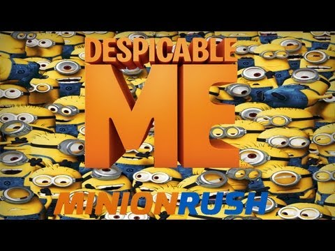 Despicable Me: Minion Rush - Universal - HD Gameplay Trailer