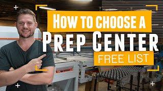 How To Choose A Prep Center For Amazon FBA? (Top 100 Prep Centers w/ Price List and Fees)