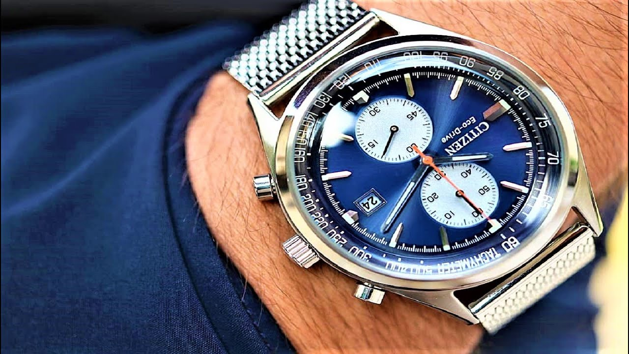 TOP 10 BEST CITIZEN WATCHES FOR MEN TO BUY 2021
