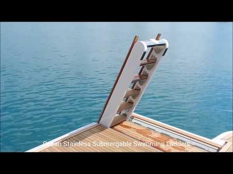 Ocean Group swimming ladders