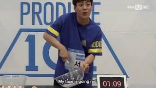 [ENG] Seo Sunghyuk | It's Meringue Time | Produce 101