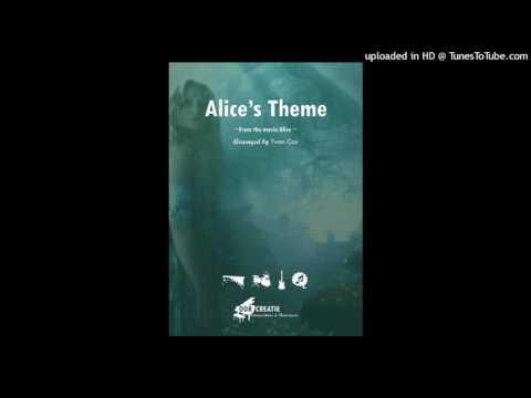 Alice's Theme   Percussion & Vocal Ensemble