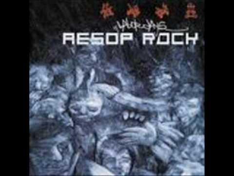 Aesop Rock - No Regrets