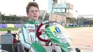 Pilotage : William Bertrand, champion de… 13 ans