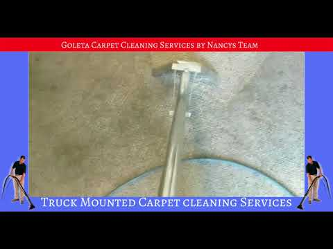 Goleta Carpet Cleaning Services by Nancys Team
