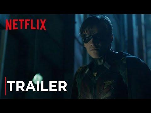 Titanes | Tráiler oficial | Netflix