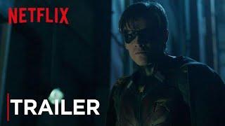 Titanes   Tráiler oficial [HD]   Netflix